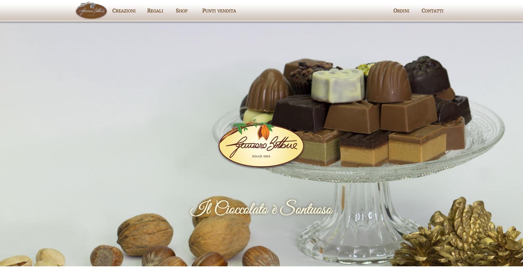 Fabbrica Cioccolato Gennaro Bottone