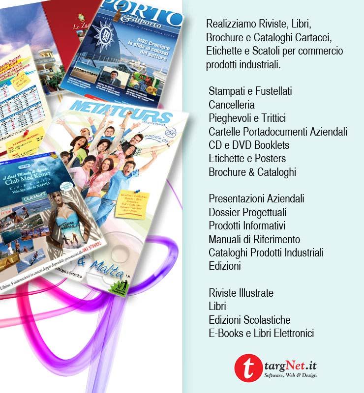 Riviste & Brochure
