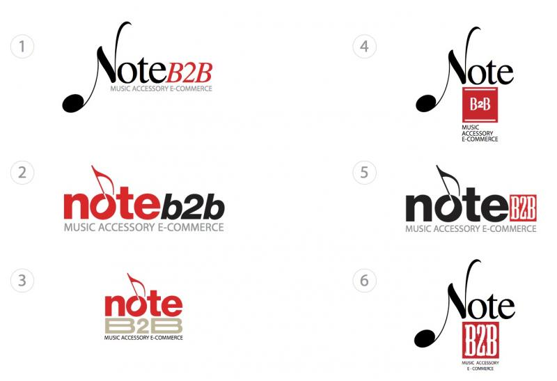 Logo Note B2B