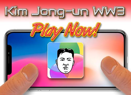Kim Jong-un WW3