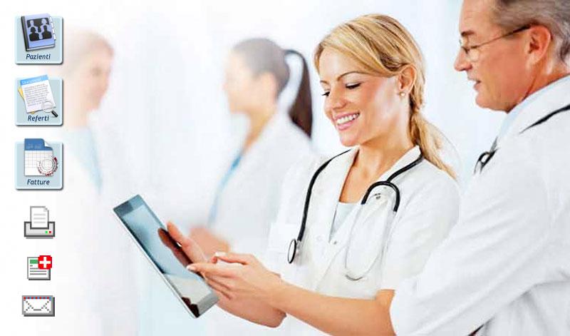 LaboGest - Gestione Laboratorio Medico