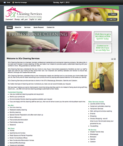Welcome To 3cs Cleaning Services