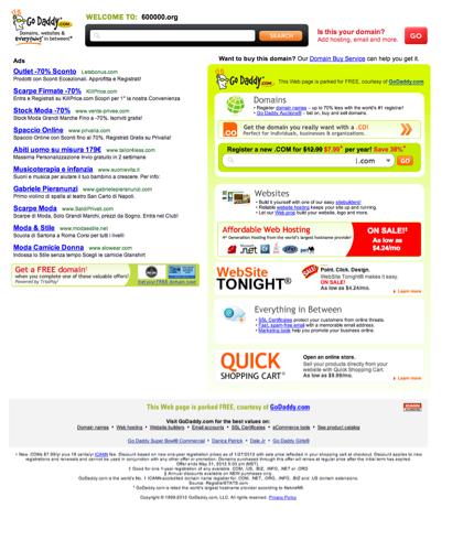 600000.org - Le Migliori Risorse E Informazioni Sul Tema: 600000. Questa Pagina è In Vendita!