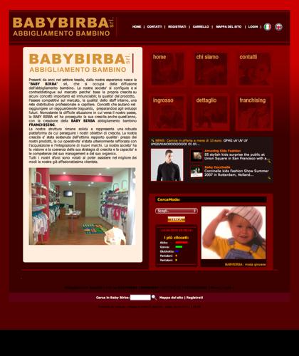 Abbigliamento Bambini Volla - Baby Birba -  Presenti Da Anni Nel Settore Tessile, Dalla Nostra Esperienza Nasce La Baby Birba Srl, Che Si Occupa Della Diffusione Di Abbigliamento Bambino - Vestitini Per Ragazzi E Ragazze - Moda Junior - Abitini Per Bambin