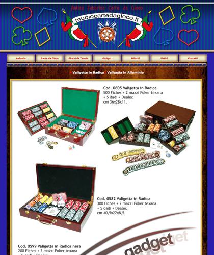 Gadget Valigette In Radica - Muoiocartedagioco - Muoio Carte Da Gioco -  Carte Plastificate - Carte Regionali - Carte Personalizzate - Giochi Di Societ� - Dadi Fichese Astucci