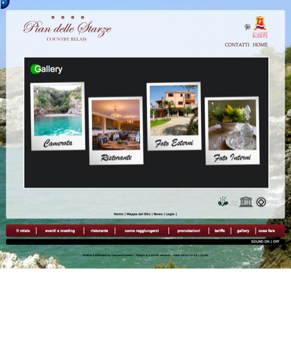 Gallery - Hotel Relais Pian Delle Starze - Intro