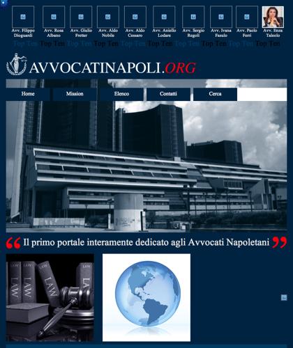 Intro - Avvocati Napoli - Intro