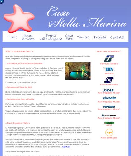 Cosa Fare - Stella Marina Praiano -