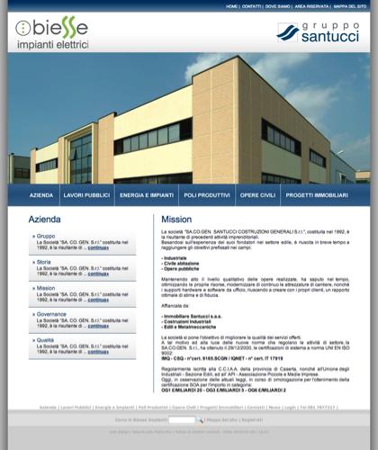 Azienda - Sede - Biesse Impianti -