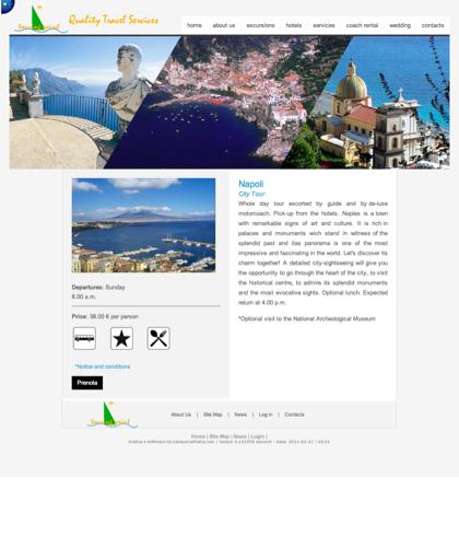 Napoli - City Tour - Amalfi Coast Touring - Quality Travel Services