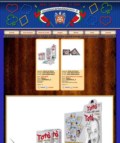 Carte Da Gioco Totò Edizione Limitata - Muoiocartedagioco - Muoio Carte Da Gioco -  Carte Plastificate - Carte Regionali - Carte Personalizzate - Giochi Di Società - Dadi Fichese Astucci