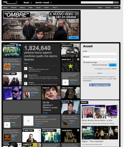 Myspace | Social Entertainment