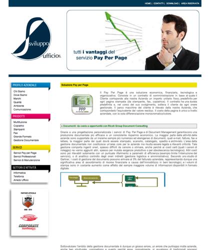 Ricoh Group Document Consulting - Soluzione Ufficio -
