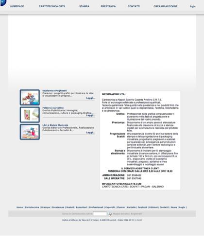 Servizio Prestampa Cartotecnica A Napoli Salerno Caserta Avellino C.r.t.s. - Cartotecnica Crts - Grafica Prestampa E Stampa Di Prodotti Cartotecnici - Stampa Offset E Tipografica
