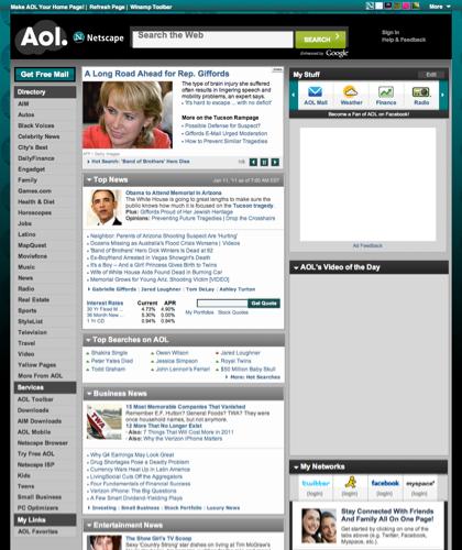 Aol.com - Netscape