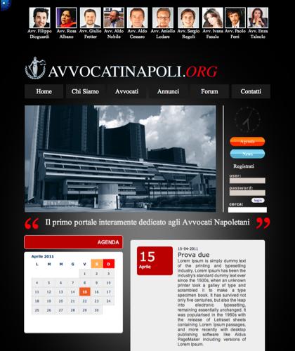 Agenda Collettiva - Avvocati Napoli -