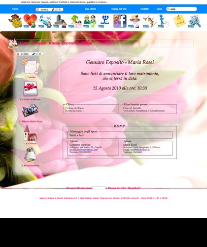 Lista Di Nozze Nozze Alessandro E Flavia - Lista Nozze - Bridal Bouquet - Viaggi Vacanze Mamatours - Lista Di Nozze Mamatours