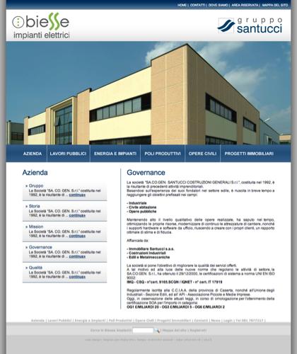 Azienda - Governance - Biesse Impianti -