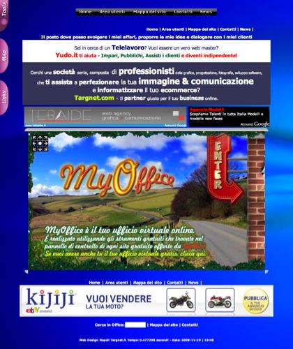 Ufficio Online - Office Yudoit -  Il Posto Dove Posso Svolgere I Miei Affari, Proporre Le Mie Idee E Dialogare Con I Miei Clienti