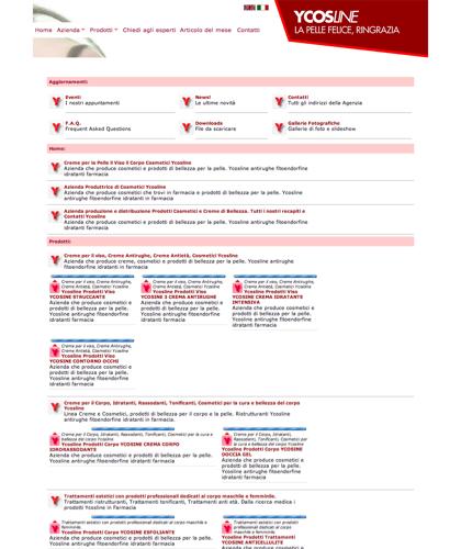 Cosmetici In Farmacia Ycosline Azienda Produttrice Cosmesi - Creme Di Bellezza E Prodotti Per La Cura Della Pelle Viso Corpo Contorno Occhi, Creme Anticellulite, Creme Idratanti, Anti-rughe, Anti-età, Anti-invecchiamento|Cosmetici In Farmacia, Cosmetici, Crema Antirughe, Contorno Occhi, Cura Della Pelle, Cosmetici Di Qualità, Prezzo Cosmetici, Creme Bellezza, Anticellulite, Idratante, Antirughe, Invecchiamento Pelle, Pelle, Ycosline, Cosmetici Ycosline, Www.ycosline.it, Www.ycosline...