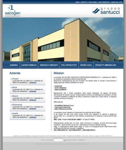 Azienda - Sede - Immobiliare Santucci -