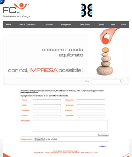 Fc Business Strategy Lavora Con Noi - Fc Srl -  Impresa Possibile