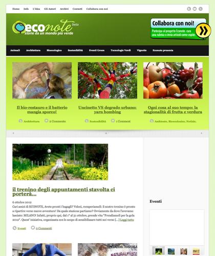 Econote.it | Storie Da Un Mondo Più Verde