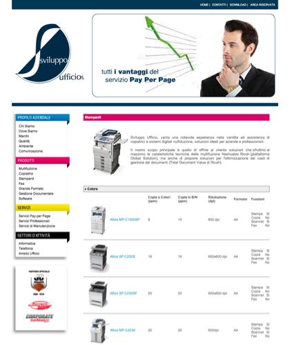Stampanti - Soluzione Ufficio -