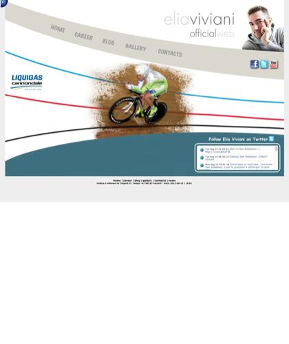 Elia Viviani - Elia Viviani -  Elia Viviani (isola Della Scala, 7 Febbraio 1989) è Un Ciclista Su Strada E Pistard Italiano Che Corre Per La Liquigas-cannondale. Ha Caratteristiche Di Passista Veloce[1][2][3][4] Ed è Plurimedagliato Nel Ciclismo Su Pist