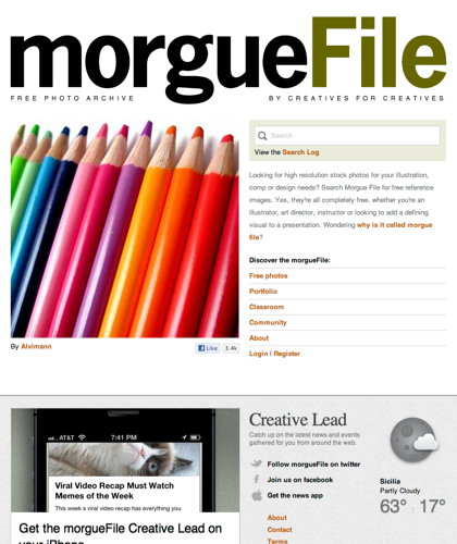 Morguefile.com Free Stock Photos