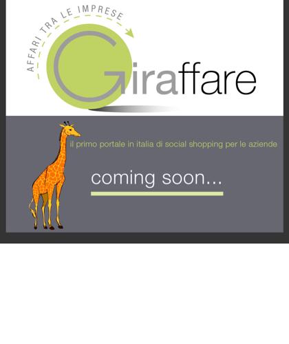 Azienda - Giraffare -  Aziende In Affari, Il Portale Delle Imprese Industriali, Artigianali E Di Servizi, Giraffare , Aziende,imprese,industria,commercio,aziende In Affari Localport,acquisto,on Line,e-commerce,portale.b2b
