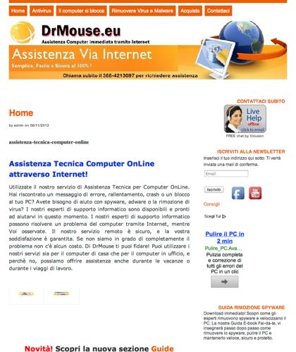 Assistenza Tecnica Computer Online