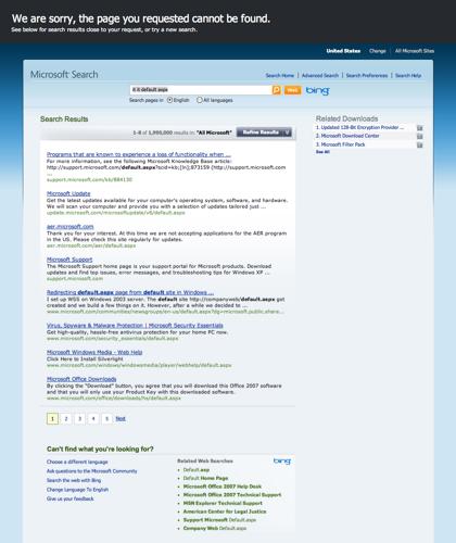 Microsoft – Home Page Ufficiale