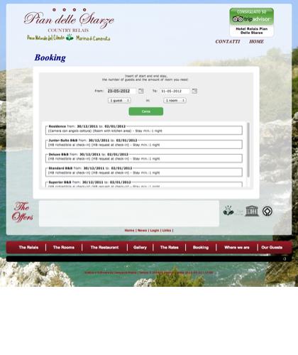 Booking - Hotel Relais Pian Delle Starze - 2011