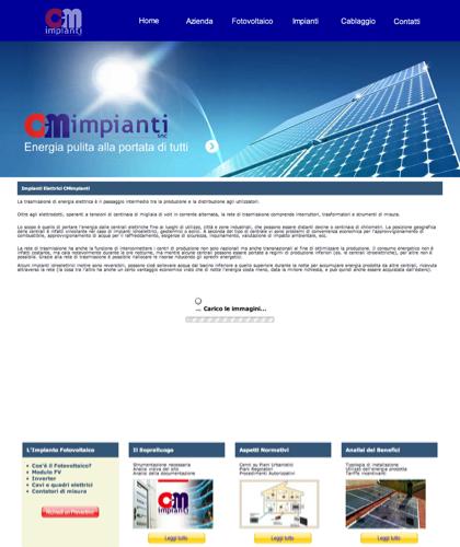 Impianti Elettrici Cmimpianti - Cm Impianti - Energia Solare Impianti Elettrici Cablaggio Strutturato