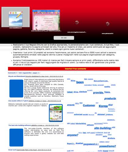 Negozio Online - Software Ecommerce In Italia Targnet - Crea Subito Il Tuo Negozio Online, Inizia La Tua Personale Attività E Guadagna Con Il Tuo Lavoro In Rete, Vendita, Servizi, Outlet, Tutto è Possibile Con Mycms