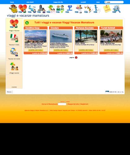 Viaggi Vacanze Offerte A Pacchetto Mamatours - Viaggi Vacanze Mamatours - Vacanze E Viaggi. Booking Hotels - Prenotazione Voli E Alberghi - Club Med - Alpitur - Veraclub - Vacanze Famiglia - Isole - Caraibi - Asia - America - Africa