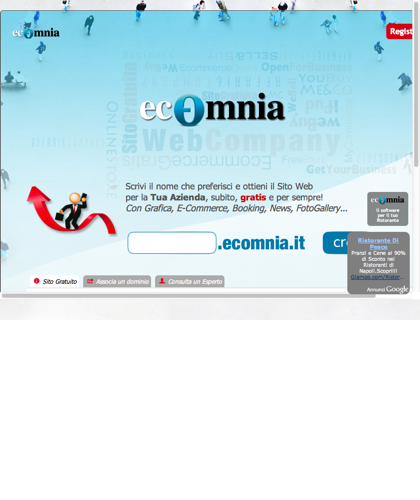 Sito Web Con Ecommerce Gratis Per Aziende E Negozi - Uffici E Studi - Ristoranti - Pizzerie - Pab - Bar - Discobar - Bistro - Trattorie - Snack Bar E Supermercati Ecommerce Gratuito Ecomnia.it Area Riservata: Www.ecomnia.it/