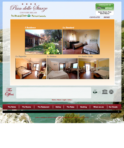 Le Camere - Hotel Relais Pian Delle Starze - Intro