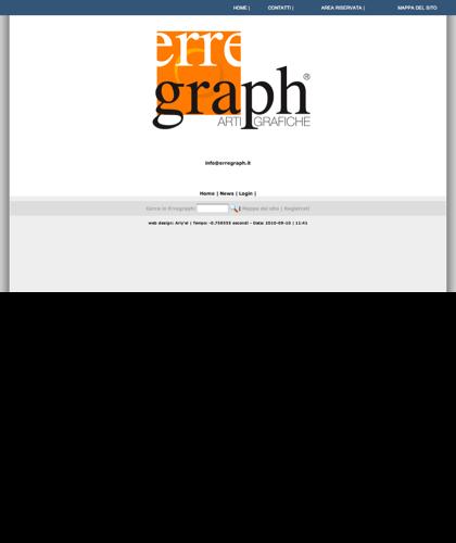 Erregraph - Erregraph - Arti Grafiche