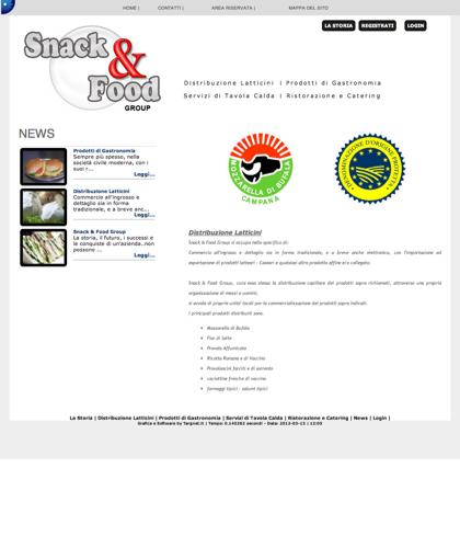 Distribuzione Latticini Snack & Food - Snack & Food - Snack & Food Group  Da Oltre 10 Anni Fornisce Servizi Professionali Di Distribuzione A Commercianti E Utenti Finali Di Prodotti Derivati Dal Latte, Prodotti Semilavorati O Finiti, Di Gastronomia, Servi