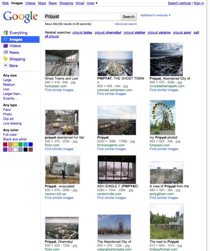 Pripyat - Google Search