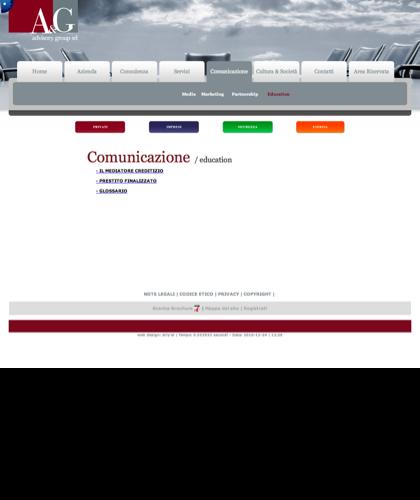A&g Advisory Group Srl  - Education - A & G - A&g Advisory Group, Azienda, Servizi, Consulenza, Comunicazione, Cultura & Società, Privati, Imprese, Sicurezza, Energia