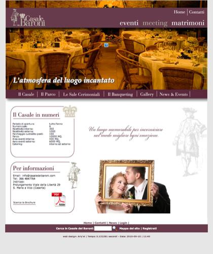 Casale Dei Baroni Home - Casale Dei Baroni - Matrimoni, Location, Ville, Casali, Residenze, Tenute, Sposi, Ricevimenti, Masserie, Nozze, Wedding Planners, Catering, Banqueting, Agriturismo, Bed & Breakfast
