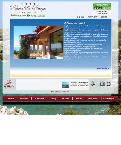 Il Relais - Hotel Relais Pian Delle Starze - Il Country Relais