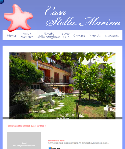 Camere - Stella Marina Praiano -