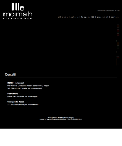 Ristorante Momah