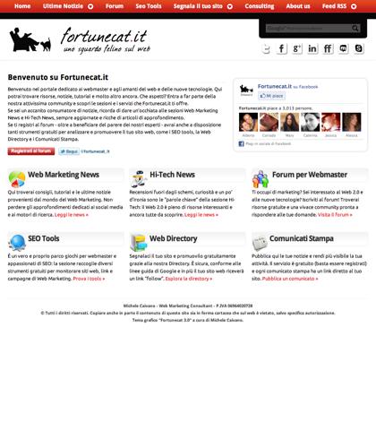 Fortunecat.it: Web Marketing, Seo, Hi-tech