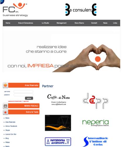 Fc Business Strategy Links - Fc Srl -  Impresa Possibile