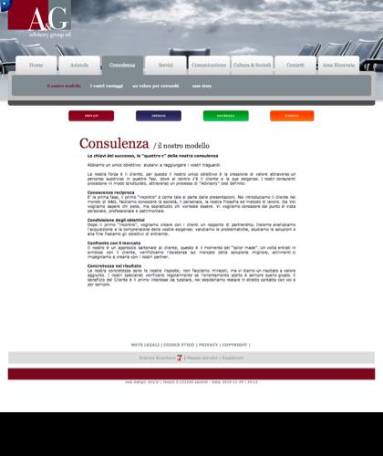 A&g Advisory Group Srl  - Il Nostro Modello - A & G - A&g Advisory Group, Azienda, Servizi, Consulenza, Comunicazione, Cultura & Società, Privati, Imprese, Sicurezza, Energia